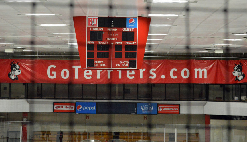 SD&S-BU Walter Brown Arena