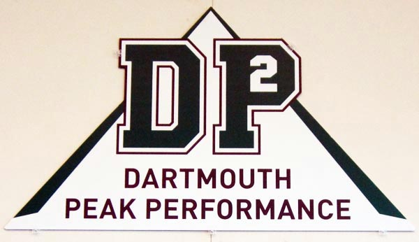 Dartmouth College PP2 logo sign