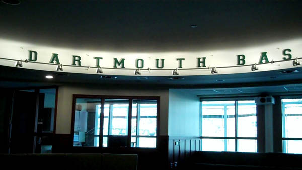 Dartmouth College Basketball Office