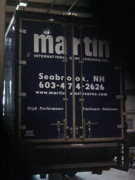 Martin International Seabrook, NH