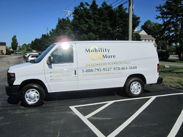 Mobility & More Van