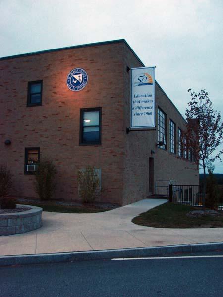 STA 50th North Banner