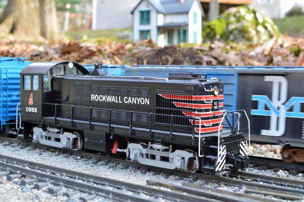 Suleski Transportation on Rockwell Canyon